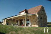 Energy efficient stone house with view on 4.5 ha.  Ref # GVS4840C image 9