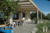 Energy efficient stone house with view on 4.5 ha.  Ref # GVS4840C image 2
