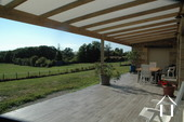 Energy efficient stone house with view on 4.5 ha.  Ref # GVS4840C image 12