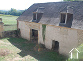 Water mill 14th C with house and barn to restore on 1 ha. Ref # GVS4874C image 10