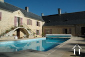 Beautiful Domain of the 16th century with pool and 28 ha. Ref # GVS4878C image 17