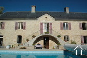Beautiful Domain of the 16th century with pool and 28 ha. Ref # GVS4878C image 8