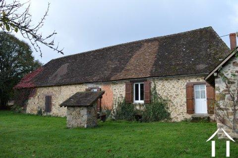 Stone house to renovate on 1.800 m² Ref # Li454