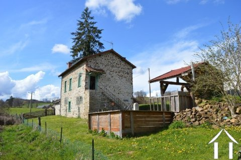 House with studio flat, terrace and beautiful countryside view Ref # Li554 Main picture