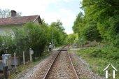 Railway cottage near the river La Vienne Ref # Li566 image 35
