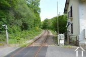 Railway cottage near the river La Vienne Ref # Li566 image 34