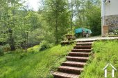 Railway cottage near the river La Vienne Ref # Li566 image 27
