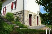 Railway cottage near the river La Vienne Ref # Li566 image 21