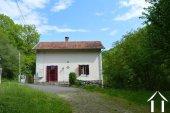 Railway cottage near the river La Vienne Ref # Li566 image 2