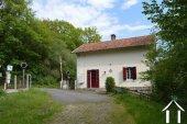 Railway cottage near the river La Vienne Ref # Li566 image 20