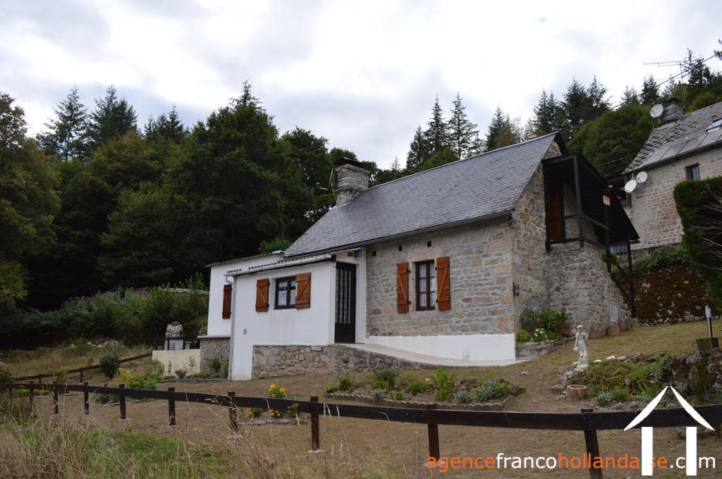 Tiny house in small hamlet