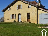 Exceptional Restored Farmhouse with Pool and Superb Views  Ref # BE4515 image 4