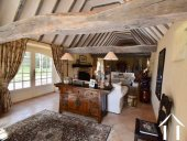 Fine 18c Country Estate with stunning views. Ref # BE4529 image 8
