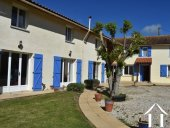 Contemporary property with detached gite, pool and views. Ref # BE4536 image 4
