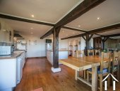 Renovated farmhouse with superb views, pool and gite potent Ref # BE4644 image 5