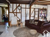 Renovated farmhouse with superb views, pool and gite potent Ref # BE4644 image 3