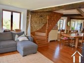 Renovated farmhouse with superb views, pool and gite potent Ref # BE4644 image 8