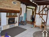 Renovated farmhouse with superb views, pool and gite potent Ref # BE4644 image 4