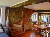 Renovated farmhouse with superb views, pool and gite potent Ref # BE4644 image 7