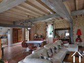 A character renovated gascon farmhouse with 4 bedrooms and  Ref # EL4444 image 3