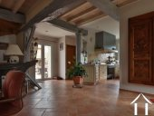 A character renovated gascon farmhouse with 4 bedrooms and  Ref # EL4444 image 4