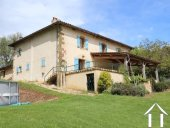 A character property set in an idylic location with 15ha. Ref # EL4541 image 2