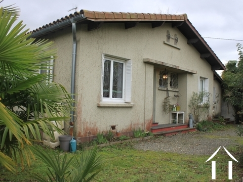 Single-storey townhouse, 2 bedrooms Ref # FV4700 Main picture