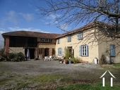 Renovated L shaped farmhouse on 6000 m² of land Ref # LBD456 image 1