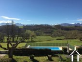 Renovated L shaped character property +gîte + pool Ref # LBD457 image 3