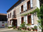 Renovated L shaped character property +gîte + pool Ref # LBD457 image 5