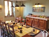 Renovated L shaped character property +gîte + pool Ref # LBD457 image 8