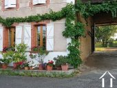Renovated L shaped character property +gîte + pool Ref # LBD457 image 6