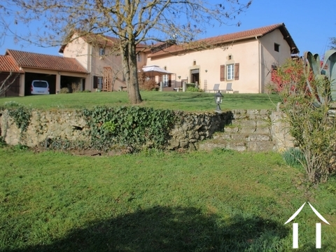 House, 4 bedrooms, outbuildings, 2498m² of land Ref # LC4497 Main picture