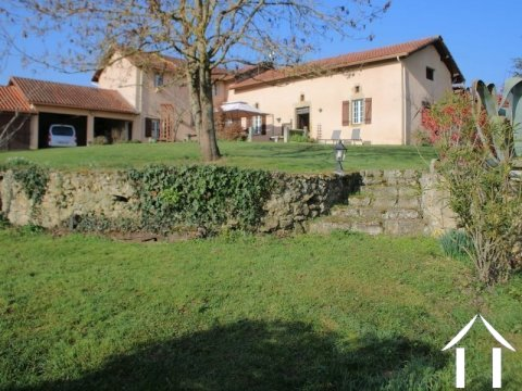 House, 4 bedrooms, outbuildings, 2498m² of land Ref # LC4497