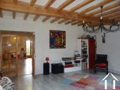 L shaped farmhouse with 2 gîtes on 2489 m² of land Ref # lbd446 image 6
