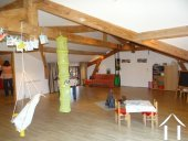L shaped farmhouse with 2 gîtes on 2489 m² of land Ref # lbd446 image 8