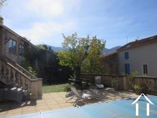 Large Chambre d`hotes house (257m2) with outbuildings, swimming pool on 631m2 Ref # MP7097