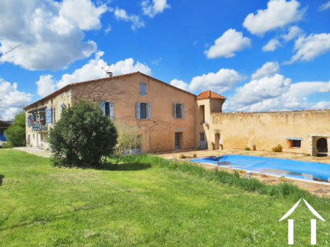 Character house on 9400m2 Ref # MP9023