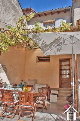 Village house 80m2 with garden Ref # MP9031