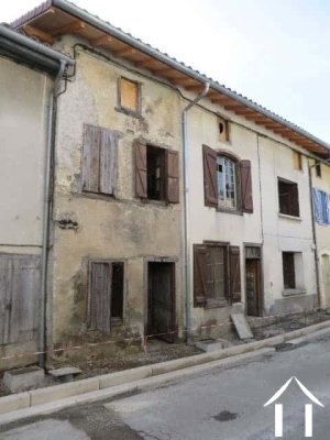 2 village houses total 450m2 to completely renovate Ref # MP9040