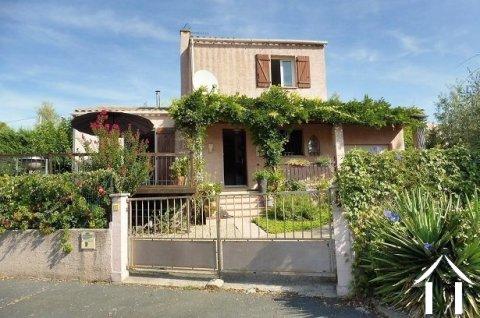 Detached villa on a plot of 400m2, several terraces Ref # MPMLP485