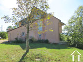 House 227m2 with outbuilding 40m2 and land 1900m2 with magnificent views of the Pyrenees. Ref # MP9047 image 4