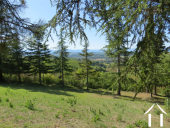 House 227m2 with outbuilding 40m2 and land 1900m2 with magnificent views of the Pyrenees. Ref # MP9047 image 8