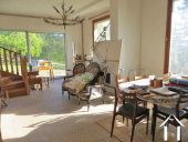 House 227m2 with outbuilding 40m2 and land 1900m2 with magnificent views of the Pyrenees. Ref # MP9047 image 9