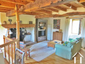 Old famhouse with gite on 2ha of land and a view to the Pyrenees Ref # MP9050 image 17
