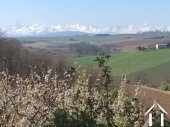 Old famhouse with gite on 2ha of land and a view to the Pyrenees Ref # MP9050 image 21