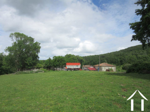 Domain 195ha with 2 houses, outbuildings, source... Ref # MP9052 Main picture