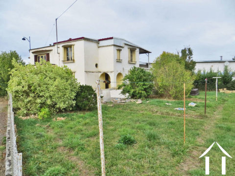Village house with 2 apartments on a plot of 1250m2 Ref # MP9075