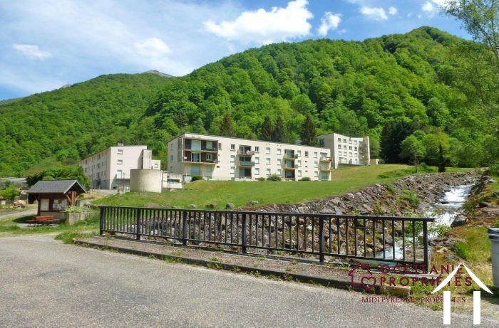 Lovely ground floor apartment in mountain village