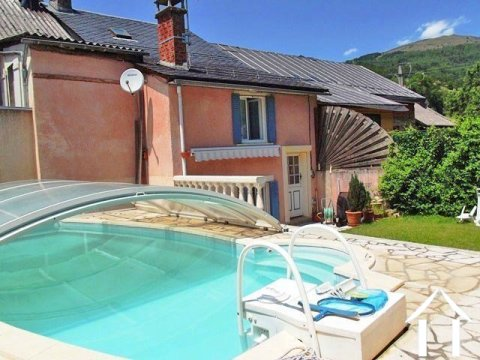 Charming village house 100m² with garden and swimming pool Ref # MPDK046 Main picture